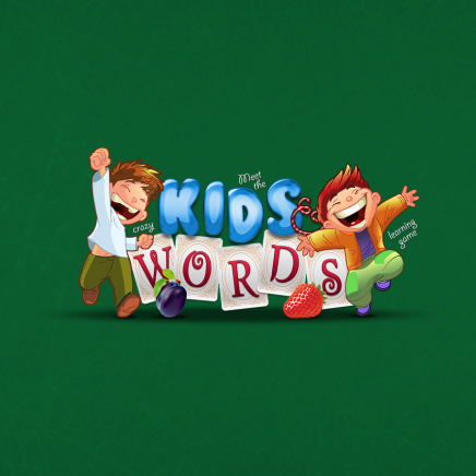 Kids & Words game